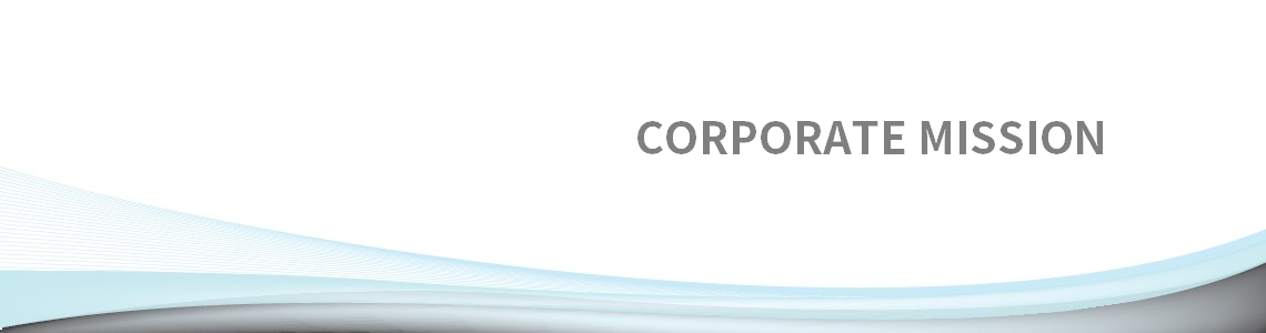 Corporate Mission Banner